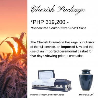 Cherish Cremation Package